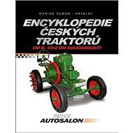 Encyklopedie českých traktorů: od r. 1912 do současnosti - Kniha