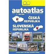 Autoatlas Česká republika Slovenská republika 1:240 000 - Kniha