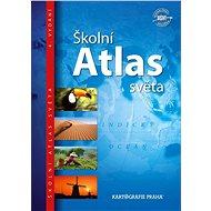 Školní atlas světa - Kniha