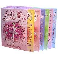 Balíček 6ks Malá baletka 1-6 díl v boxu - Kniha