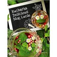 Kuchařka Delicious blog Lucie - Kniha