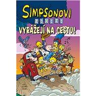 Simpsonovi Vyrážejí na cestu - Kniha