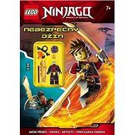 LEGO NINJAGO Nebezpečný džin: Akční příběh, komiks, aktivity, minifigurka - Kniha