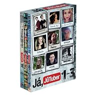 Já, JůTuber 1-3 BOX - Kniha