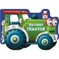 Šikovný traktor - Kniha