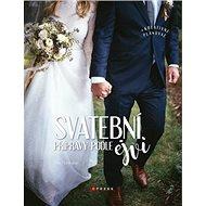 Svatební přípravy podle Ejvi - Kniha