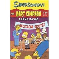 Bart Simpson Bezva bavič: 42675 - Kniha