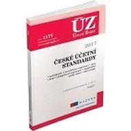 ÚZ 1177 České účetní standardy 2017 - Kniha