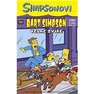Bart Simpson Velké zvíře: 42736 - Kniha