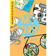 My Way Cestovní deník vzor dovolená - Kniha