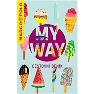 My Way Cestovní deník vzor zmrzlina - Kniha