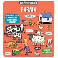 Malý průzkumník Farma - Kniha