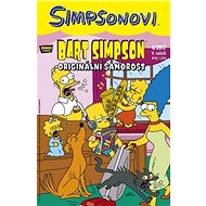 Bart Simpson Originální samorost: 42826 - Kniha