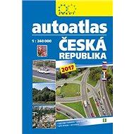 Autoatlas ČR 1:240 000 A5 2017 - Kniha