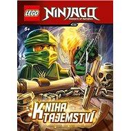 LEGO NINJAGO Kniha tajemství: Obsahuje minifugurku Lego zdarma - Kniha
