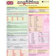 Angličtina Stručný přehled gramatiky: Stručný přehled gramatiky - Kniha