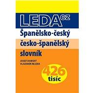 Španělsko-český a česko-španělský slovník - Kniha