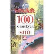 Snář 1000 klasických snů - Kniha