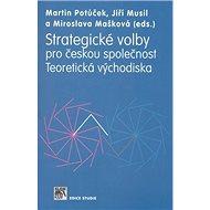 Strategické volby: Pro českou společnostTeoretická východiska - Kniha