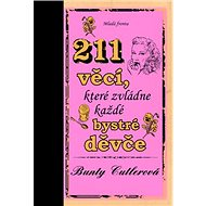 211 věcí, které zvládne každé bystré děvče - Kniha