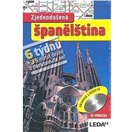 Zjednodušená španělština: 6 týdnů x 35 minut denně = dorozumíte se! - Kniha