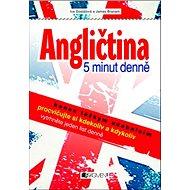 Angličtina 5 minut denně - Kniha