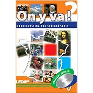 ON Y VA! 2 Sada učebnice + 2CD - Kniha