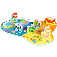 Puzzle in the tub - Mermaid