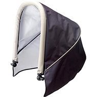 Canopy to the rocking lounger black / gray