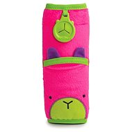 Protection for safety belts pink