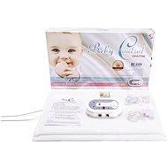 Baby Control Digital BC-220i pro dvojčata + DVD První pomoc dětem - Monitor dechu