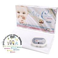 Baby Control Digital BC-200 + DVD První pomoc dětem - Monitor dechu