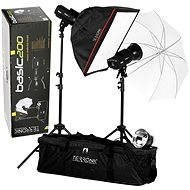 Terronic Basic - 200 KIT studio flash Terronic