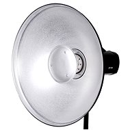 Terronic Basic Beauty Dish with honeycomb filter/55 cm