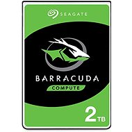 Seagate BarraCuda Laptop 2TB - Festplatte