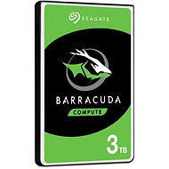 Seagate Barracuda 3TB Laptop - Festplatte