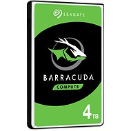 Seagate Barracuda Laptop 4TB - Festplatte