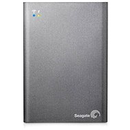 Seagate Wireless Plus 1000 GB grau