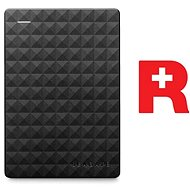 Seagate Expansion Portable 1 TB + Rescue plan - Externý disk