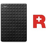 Seagate Expansion Portable 2TB + Rescue Plan