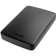 "Toshiba CANVIO BASICS 2.5"" 1TB - External Hard Drive"