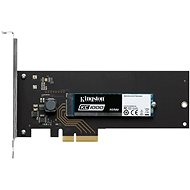 Kingston KC1000 480GB s adaptérem do PCIe - SSD Disk