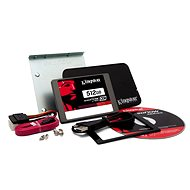 Kingston SSDNow KC400 7 mm 512 GB upgrade bundle kit