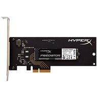 HyperX Predator 960GB s adaptérem - SSD disk