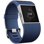 Fitbit Surge Large Blau
