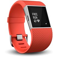 Fitbit Surge Small Tangerine