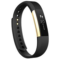 Fitbit Alta Gold Black Small - Fitness Tracker