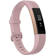 Fitbit Alta HR Pink Rose Gold Small - Fitness náramek