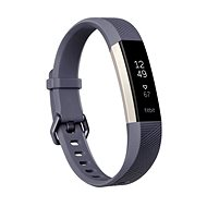 Fitbit Alta HR Blue Gray Small - Fitness náramek