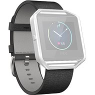 Fitbit Blaze Leather Black Small